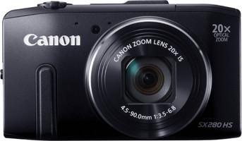 Canon PowerShot SX280 HS negro