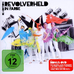 Revolverheld - In Farbe (Re-Edition)
