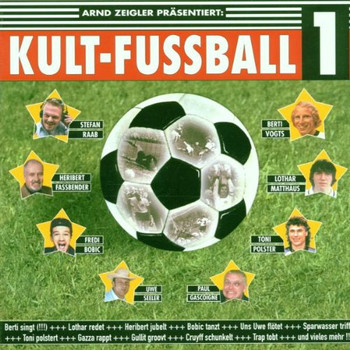 Various - Kult Fussball Vol.1