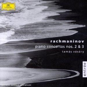 Tamas Vasary - Rachmaninov:Piano No.1&2