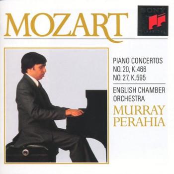 M. Perahia - Klavierkonzerte 20 und 27