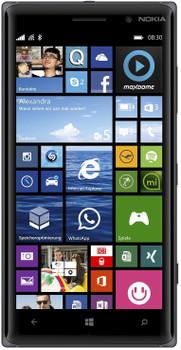 Nokia Lumia 830 16GB zwart