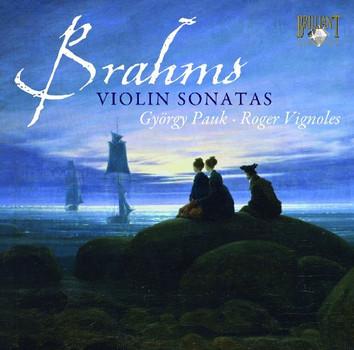György Pauk - Violin Sonatas