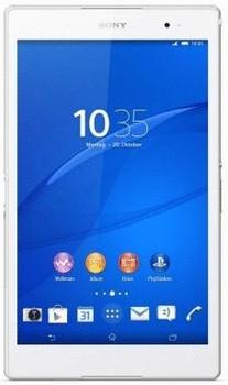 Sony Xperia Z3 Compact Tablet 32 Go [Wi-Fi] blanc