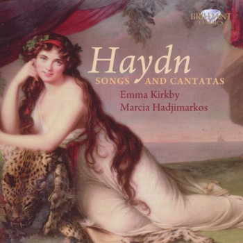 Emma Kirkby - Haydn: Songs & Cantatas