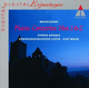 Katsaris - Klavierkonzert 1 und 2 u.a.