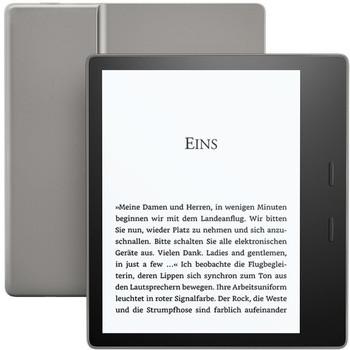 """Amazon Kindle Oasis 2 7"""" 32GB [Wi-Fi + 3G, model 2017] zwart"""