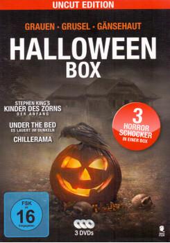 Halloween Box [3 DVDs]
