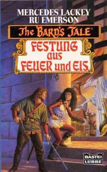 The Bard's Tale: Festung aus Feuer und Eis - Mercedes Lackey