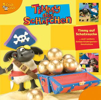 das Schäfchen Timmy - Geschichtenzeit 01/Timmy auf Schatzsuche
