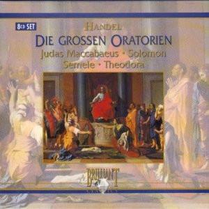 Various - Die Grossen Oratorien