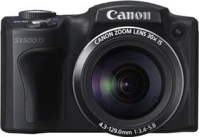 Canon PowerShot SX500 IS noir