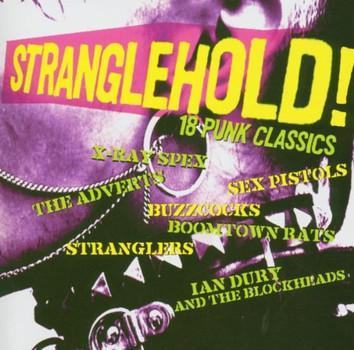 Various - Stranglehold-18 Punk Classics