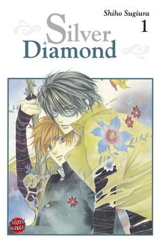 Silver Diamond 01: BD 1 - Shiho Sugiura