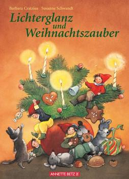 Lichterglanz Und Weihnachtszauber Geschichten Und Gedichte Barbara Cratzius