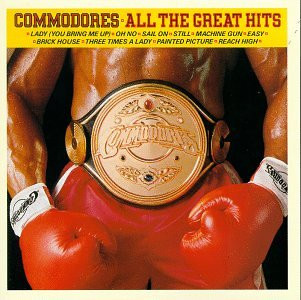 the Commodores - All the Great Hits
