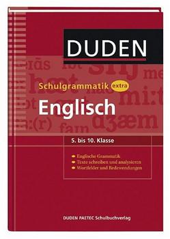 Duden Schulgrammatik extra. Englisch - Elisabeth Schmitz-Wensch