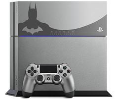 Sony PlayStation 4 500 GB [Limited Batman: Arkham Knight Edition incl. controller] grijs