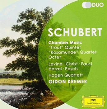 Gidon Kremer - Kammermusik/Forellenquintett