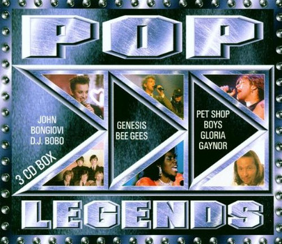 Various - Pop Legends