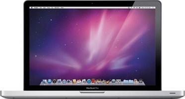 Apple MacBook Pro 15.4 (glanzend) 2.53 GHz Intel Core i5 4 GB RAM 500 GB HDD (5400 U/Min.) [Mid 2010, QWERTY-toetsenbord]