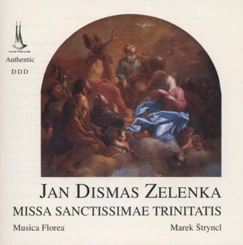 Musica Florea - Missa Sanctissimae Trinitatis a-Moll,Zwv 17