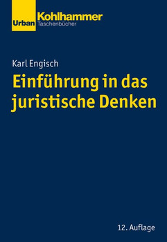 Einführung in das juristische Denken - Karl Engisch  [Taschenbuch]