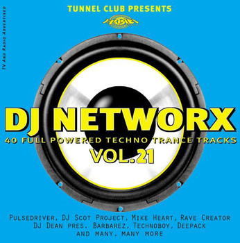 Various - DJ Networx Vol.21