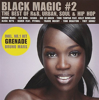 Various - Black Magic 2: Best of R&B,Urban,Soul & Hip Hop