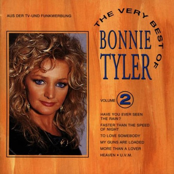 Bonnie Tyler - The Very Best..Vol.2