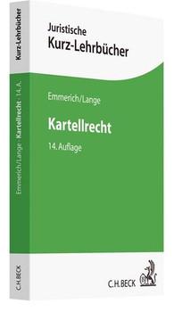 Kartellrecht. Ein Studienbuch - Knut Werner Lange  [Taschenbuch]