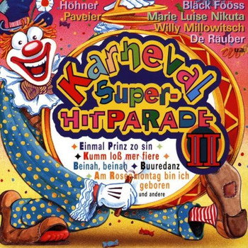 Various - Karneval-Superhitparade 2