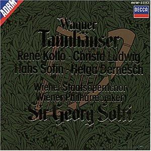 Hans Sotin - Wagner: Tannhäuser (Gesamtaufnahme)