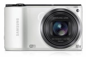 Samsung WB200F wit