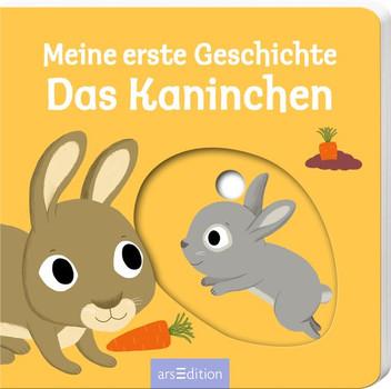Meine erste Geschichte Das Kaninchen - Nathalie Choux [Pappbilderbuch]