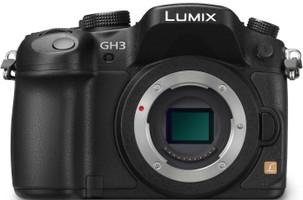 Panasonic Lumix DMC-GH3 Cuerpo negro