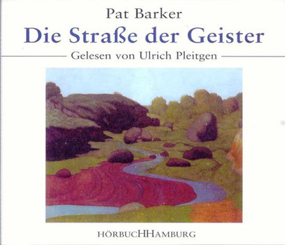 Die Straße der Geister. 3 CDs.