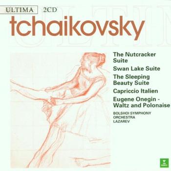 Lazarev - The Erato Collection - Tschaikowsky (Orchesterstücke)
