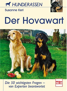 Der Hovawart. Hunderassen. - Susanne Kerl
