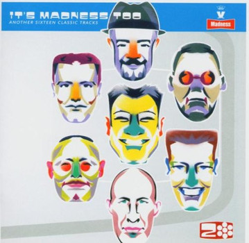 Madness - Best of: It'S Madness Too