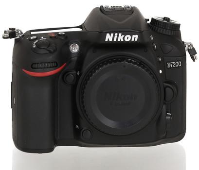 Nikon D7200 body nero