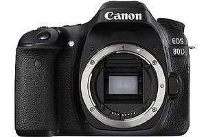 Canon EOS 80D body nero