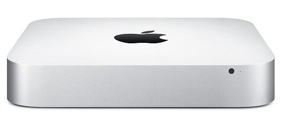 Apple Mac mini CTO 2.3 GHz Intel Core i7 8 GB RAM 1 TB HDD (5400 U/Min.) [Late 2012]