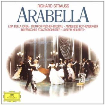 Della Casa - richard Strauss: Arabella (Oper) (Gesamtaufnahme) (3 CD)