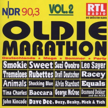 Various - Oldie Marathon Vol.2