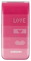 Samsung S5520 rosa