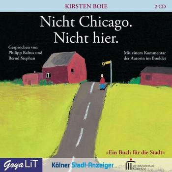 Kirsten Boie - Nicht Chicago-Nicht Hier-Sonderausgabe