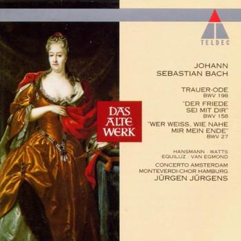 Monteverdi Chor - Kantaten Bwv 198