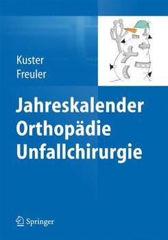 Jahreskalender Orthopädie Unfallchirurgie - MARKUS KUSTER