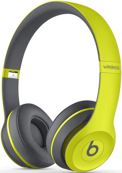 Beats by Dr. Dre Solo² wireless shock geel